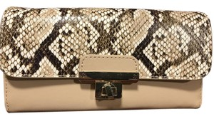 White House | Black Market Snake Skin Cross Body Bag