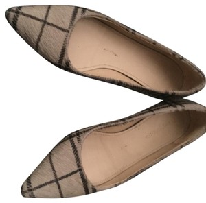 UGG Australia black and brown Flats