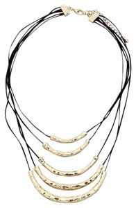 Other Layered Modern Necklace with Earrings