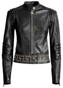 Versace for H&M Black Jacket