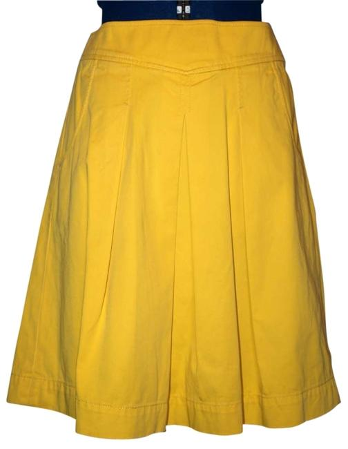 Preload https://img-static.tradesy.com/item/206845/jcrew-yellow-chino-knee-length-skirt-size-2-xs-26-0-0-650-650.jpg