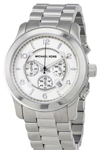Michael Kors Runway oversized chronograph watch MK8086