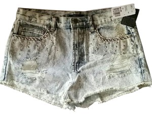 Forever 21 Shorts Denim Wash
