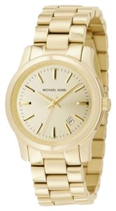 Michael Kors Runway gold watch MK5160