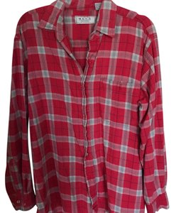 The Men's Store, Urban Outfitters T Shirt Red Plaid