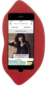 Stella McCartney Lips iPhone Case