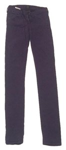 Citizens of Humanity Skinny Pants purple