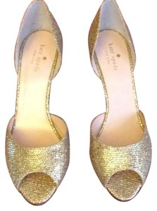 Kate Spade Glitter Gold Formal