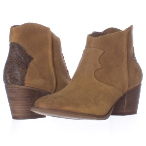 M.F. Brown Boots