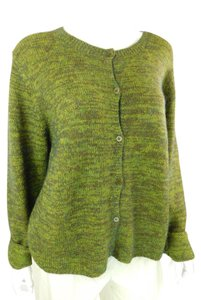 Eileen Fisher Fisher Wool Knit Cardigan
