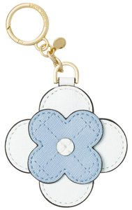 Michael Kors Michael Kors Flower Blossom Charm Powder Blue pretty!!! no Box NWT