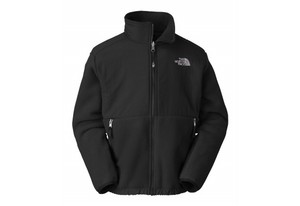 The North Face Youth Tnf Black Jacket