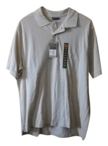 Cherokee Men's Shirts Button Down Shirt BEIGE