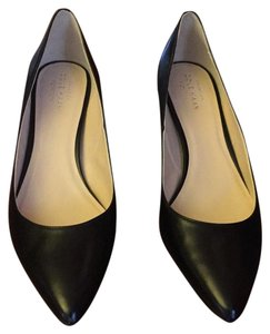 Cole Haan Leather Black Pumps