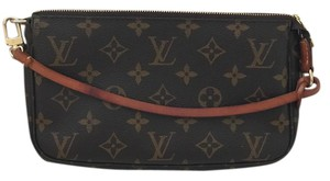 Louis Vuitton Canvas Monogram Baguette