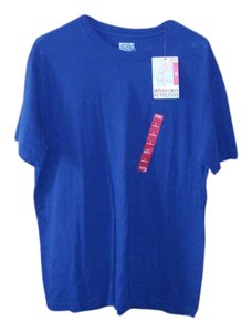 Mossimo Supply Co. Men's Tees Men's T Shirt BLUE