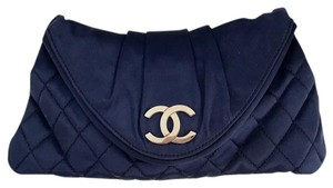 Chanel Sapphire Clutch