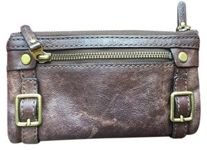 Fossil Fossil Emilia Brown Soft distressed Leather Bifold Wallet