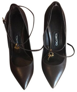 Tom Ford brown Pumps