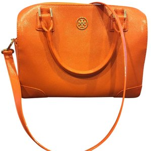 Tory Burch Satchel in orange