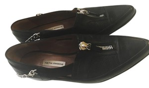 Tabitha Simmons Chain black Flats