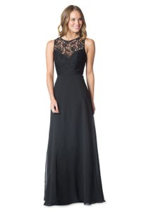 Bari Jay Black Bari Jay Bridesmaid Dress 1612 Black Size 14 Dress