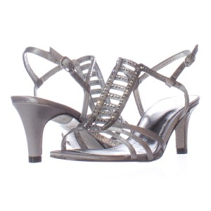 Adrianna Papell Pewter Pumps