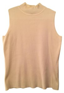 dressbarn Sleeveless Turtleneck Sweater