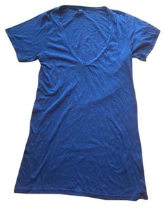 Frenchi T Shirt blue