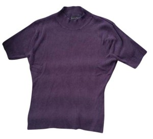 Banana Republic Silk Top Lilac