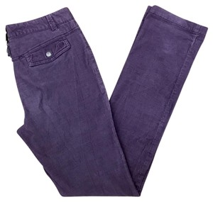 Athleta Athleta Sz 8T Low Rise Corduroy Dipper Pants Straight Leg