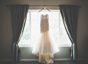 Essense Of Australia Tulle Wedding Dress - Style D1541 Wedding Dress