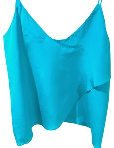 Rory Beca Top Turquoise