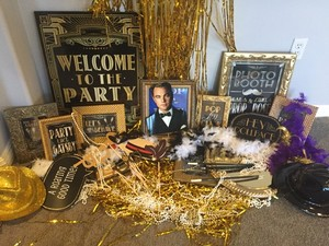 Gatsby Themed Wedding!