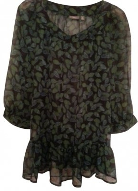 Preload https://item4.tradesy.com/images/apt-9-greens-and-blues-on-black-sheer-dress-blouse-size-10-m-20688-0-0.jpg?width=400&height=650