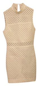 Elizabeth and James Bodycon Party Date Mesh Dress