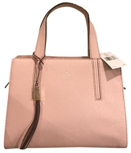Kate Spade Satchel in Posey Pink