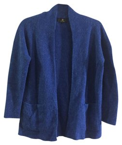 Tumi Alpaca No Buttons Pockets Cardigan