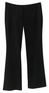 Talbots Trouser Pants black with grey pinstripes