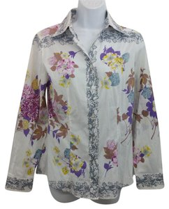 Etro Shirt Button Down Shirt