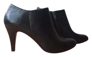 Vince Camuto Camuto Leather Heels Black Boots