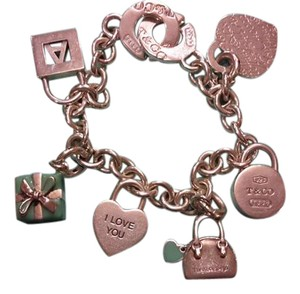 Tiffany & Co. Tiffany & Co. Charm Bracelet