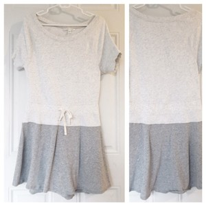 Victoria's Secret short dress Grey on Tradesy