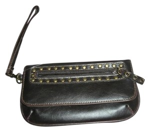 Fashion Bug Going Out Opera Cute Wristlet in brown
