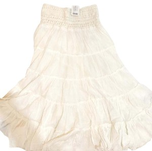 Free People Skirt white
