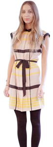 Jason Wu for Target short dress Black and Pink Colorblock Sleeveless Summer on Tradesy
