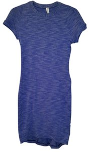 Lululemon short dress Blue &go 4 Heathered on Tradesy