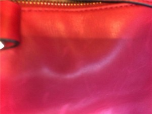 B. Makowsky Satchel in Crimson