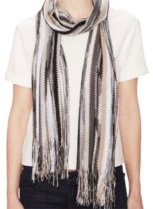 Missoni Graphic stripe scarf