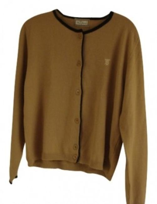Preload https://item5.tradesy.com/images/burberry-camel-initial-sweater-black-tr-cardigan-size-10-m-20689-0-0.jpg?width=400&height=650